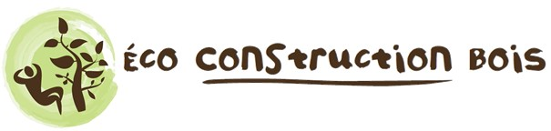 Eco Construction Bois Logo
